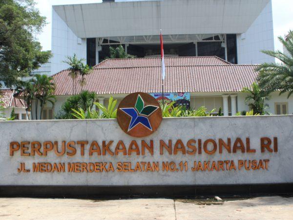Kunjungan Industri Perpustakaan Nasional Indonesia