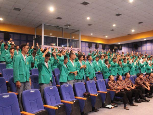 Outing Class Amikom Yogyakarta