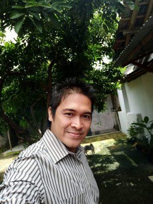 Antoni Ismail, S.Kom