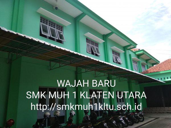 LKS (Lomba Kompetensi Siswa) SMK Muhammadiyah 1 Klaten Utara ditunda