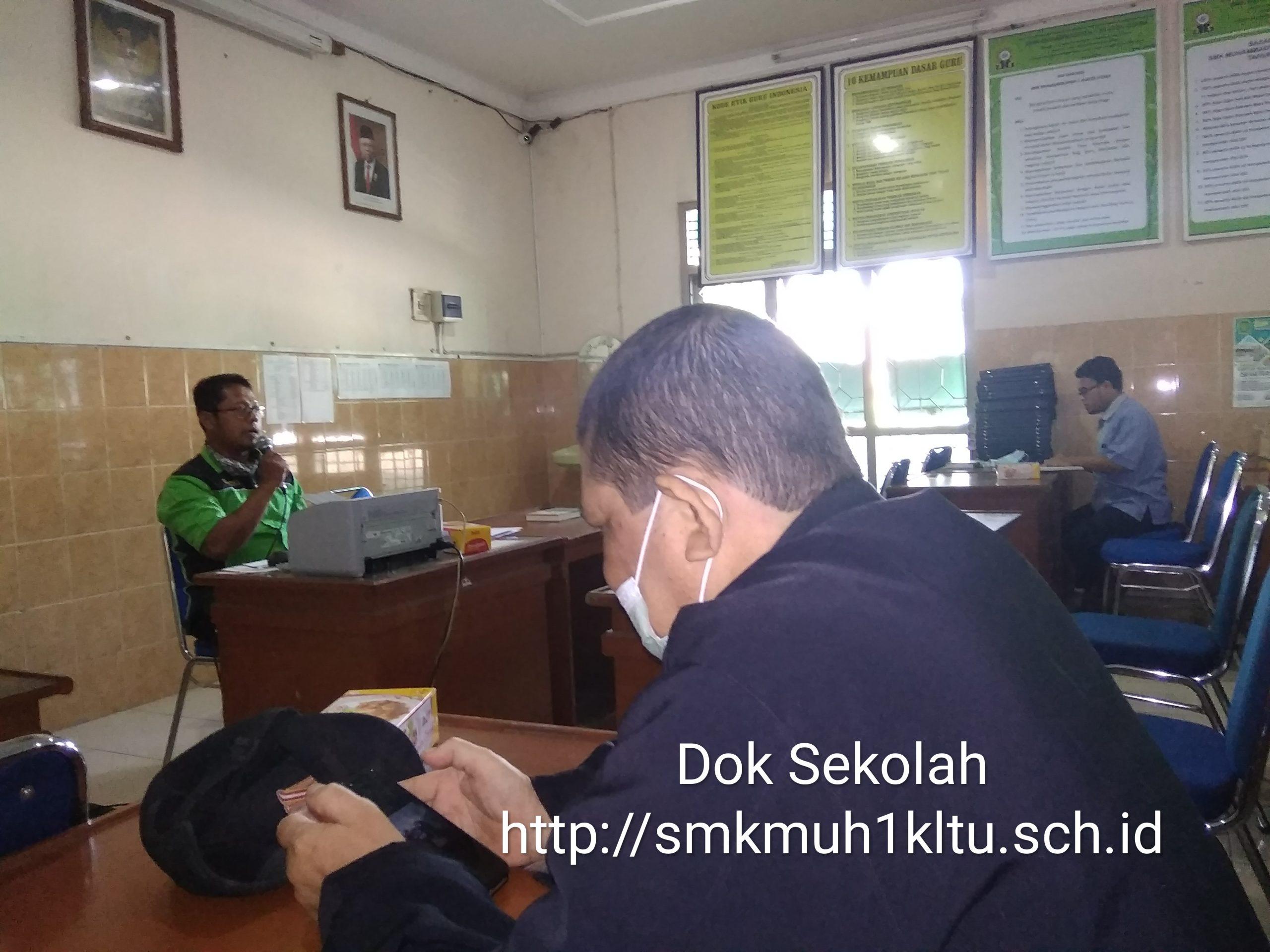 Penjelasan PPDB SMK Muhammadiyah 1 Klaten Utara 2021