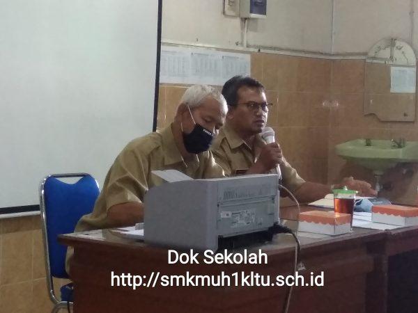 SMK Muhammadiyah 1 Klaten Utara adakan pelatihan uji kompetensi keahlian UKK