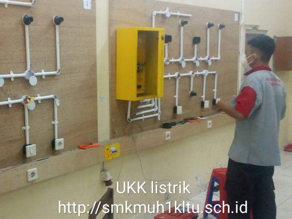 Uji kompetensi jurusan listrik