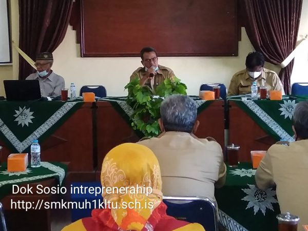 Kunjungan dari SMK Negeri 3 Yogyakarta