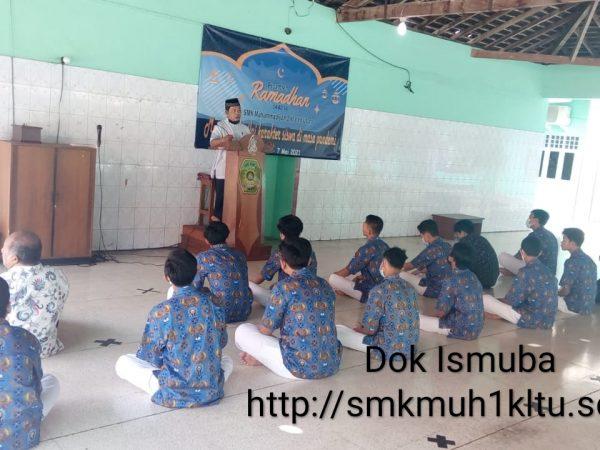 Pesantren Ramadhan SMK Muhammadiyah 1 Klaten Utara