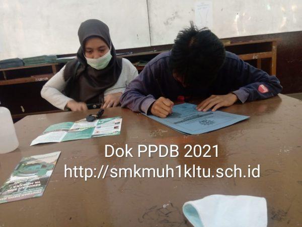 Program Penitipan calon siswa baru
